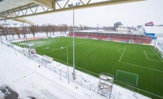 Jalgpalli kooliprojekt alustas kuuendat hooaega