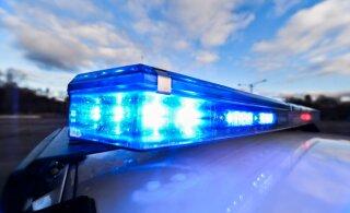 В Ляэне-Вирумаа мужчина попал в аварию дважды за короткое время
