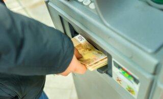 Üleilmselt leviv pahavara paneb pangaautomaadid raha pritsima