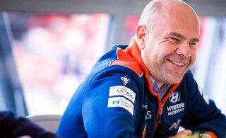 INTERVJUU | Andrea Adamo: maailmameister Tänakul ei ole Hyundais mingeid privileege