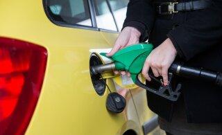 VÕRDLUS | Mootorikütused odavnesid kõigis Balti riikides. Kui palju tuleb paagitäie eest maksta Tallinnas, Riias ja Vilniuses?