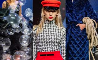 Delfi на Таллиннской неделе моды 2019: Украинские картузы, шоу воздушных шаров и юбилей Ivo Nikkolo