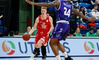 Raplas mänginud Eesti noorkorvpallur siirdub USA ülikooli: ootused on kõrged