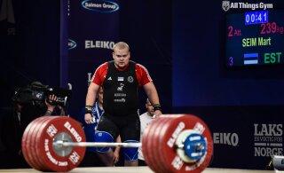 Alar Seim MMi eel: Mardi selg veel päris isiklikke rekordeid ei luba, aga kogusummana tahaks saada 420 kg
