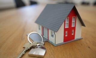 ГРАФИК | Ипотечные кредиты: на Украине процентная ставка в восемь раз больше, чем в Эстонии