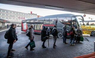 Благодаря дополнительным рейсам Lux Express все пассажиры попадут домой на Рождество