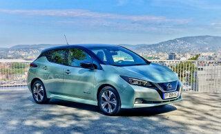 Muidugi võitis Nissan Leaf, aga küsimus, kas me sellist ostutoetust tahtsimegi?