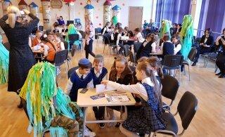В Ласнамяэ русскоязычные школы Эстонии определили лучших в литературном соревновании