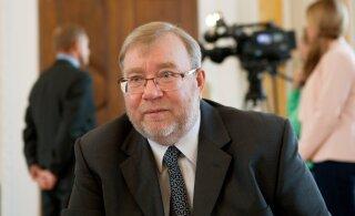 """Март Лаар: разговоры о столкновении парома """"Эстония"""" с подводной лодкой пошли сразу, но не нашли никаких подтверждений"""