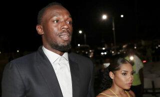 Jooksulegend Usain Bolt pani tütrele omapärase, aga samal ajal loogilise nime