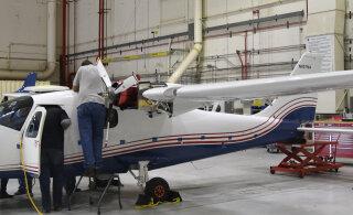 NASA tutvustas oma eksperimentaalset elektrilennukit