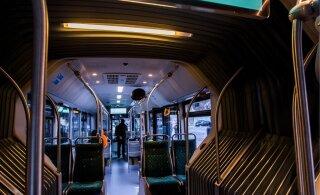 С 1 апреля меняются расписания движения некоторых столичных автобусов