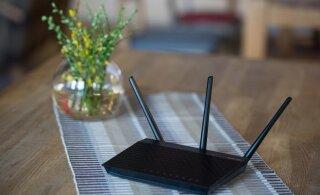Ekspert hoiatab: avalik WiFi-võrk töö tegemiseks ei sobi