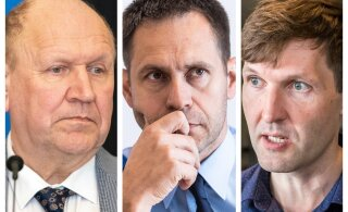 ERISAADE | Valitsuse võimutõmme on ikka väga tugev, aga kas Martin Helme peab kartma umbusaldust?