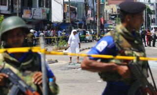 Sri Lanka ministri sõnul olid pommirünnakud kättemaks Christchurchi tulistamise eest, Islamiriik võttis vastutuse