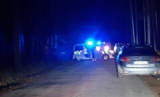 В Латвии найдено тело местного предпринимателя с огнестрельным ранением