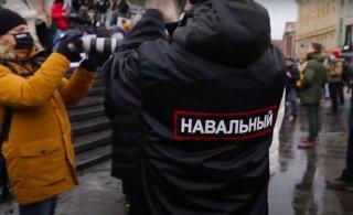 ВИДЕО | Эстонский блогер рассуждает о митинге в поддержку Навального в Таллинне