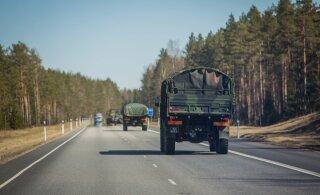 По примеру Эстонии? Шведские военные в случае войны будут изымать частные автомобили