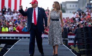 Trumpi võit võib tõsta USA aktsiate hindu