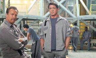 """Märulilegendid Stallone ja Schwarzenegger koos ühes filmis: 7 põnevat fakti põneviku """"Põgenemisplaan"""" kohta"""