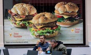 McDonald's изменил рецепт своих бургеров