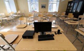 Таллинн отправляет гимназии на дистанционное обучение