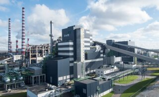 На масляном заводе Eesti Energia тяжело пострадал рабочий