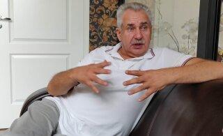 В Нарве Центральная криминальная полиция расследует коррупцию: подозрения предъявлены Воронову и еще семерым