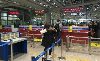 Hiina avas Eesti lennufirmadele värava
