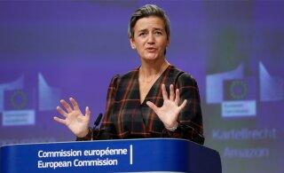 Euroopa Komisjon algatas ka Eesti suhtes rikkumismenetluse
