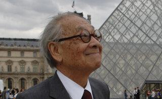 Создатель стеклянной пирамиды Лувра умер на 103-м году жизни