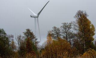 Предприятие возобновляемой энергии Enefit Green построит парк ветряков в Пуртсе