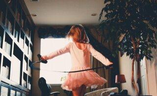 Mulle tundus, et elu lapsega on ju lust ja lillepidu. Täitsa naiivne ikka!