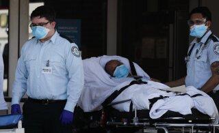 В США число погибших от коронавируса превысило 10,5 тысяч. В Нью-Йорке подготовят временные братские могилы