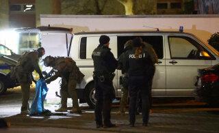 В немецком городе неизвестные открыли по людям огонь: 11 человек погибли, пять тяжело ранены
