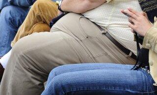 Ülekaalulised soovivad liigse kehakaalu tunnistamist haiguseks