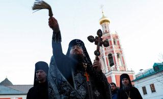 РПЦ не будет закрывать храмы из-за коронавируса