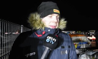 DELFI VIDEO   Lumevalli kinni jäänud Ken Torn: vahepeal juba loobusime, aga siis saime rahva abiga tee peale tagasi