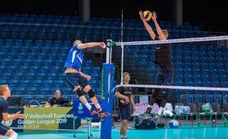 Праздник на улице любителей волейбола: Эстония станет организатором чемпионата Европы