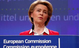 Euroopa Komisjon teeb ettepaneku 750 miljardi euro suuruse taastumisfondi loomiseks