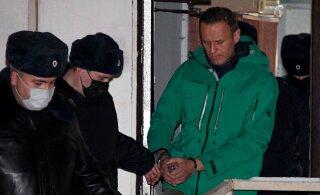 """Навального поместили в СИЗО """"Матросская тишина"""""""