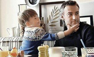В Сети появилось фото подросшего сына Жанны Фриске