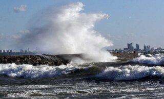 Метеоролог предупреждает: в субботу будет шторм