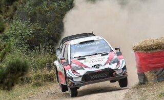 Toyota alustab Rovanperäga läbirääkimisi. Mida tähendab see WRC-sarja teistele sõitjatele?
