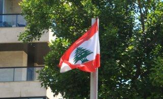 Cтатуя Христа-Искупителя в Бразилии была освещена ливанским флагом