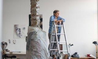 Kuldsete kätega kartmatud Eesti naised ehitavad maju ja teevad kunsti: mida rohked teed, seda rohkem oskad