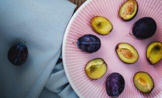 РЕЦЕПТ | Идеальная выпечка для выходного дня: пирог со сливами и ванильным кремом