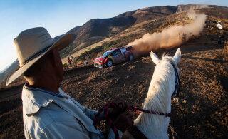 """KUULA   """"Kuues käik"""": kas korraldajad kingivad Ogier'le rallivõidu? Kruuda hoiatab Mehhiko hullude naiste eest"""