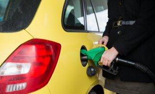 В феврале выросли цены на топливо, особенно подорожал дизель