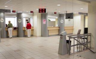 В Ида-Таллиннской центральной больнице 10 сотрудников и 4 пациента заразились коронавирусом
